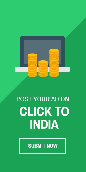 Post Your Ad on Click to India