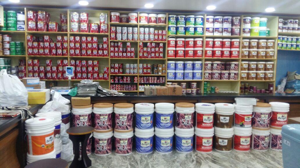 Sreekrishna - Best Paint And Hardware Shop In Ottapalam Palakkad